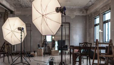 Ljussättning för fotografi