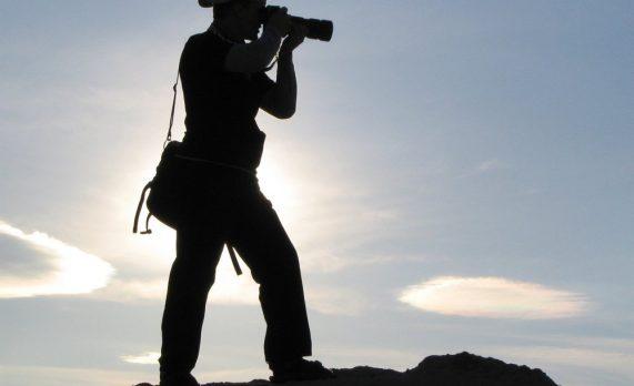 Utrustning för fotografen