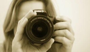 Inred med egna fotografier